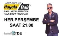 Ümit Öner ile Hayata Dair Talk Show Programı 80. Bölüm Konukları - 17 Ocak Perşembe