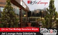 Jet Lounge Göktürk'te Açıldı