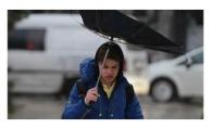 Meteoroloji'den Yağmur ve Kar Uyarısı Geldi!