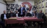 Adem Koçyiğit'ten Karasoku Köyü Sosyal Kültürel Yardımlaşma ve Dayanışma Derneği'ne Ziyaret!