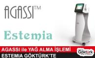 AGASSI ile YAĞ ALMA İŞLEMİ ESTEMIA GÖKTÜRK'TE