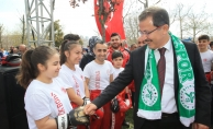İstanbul'daki Giresunlular, Yeşilpınar Yağlıdere Parkı'ndaki  GİRESUN ŞENLİĞİ'nde Buluştu