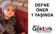 Ümit Öner'in Kızı Defne 1 Yaşında!