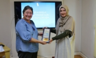 EYSAM Akademik Buluşmaları'nda Eyüp Sultan Türbesi Sunumu