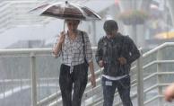 Meteoroloji Yağmur İçin Uyardı!