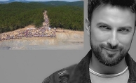 Tarkan'ın Uyan şarkısı Kaz Dağları için seslendirildi