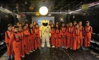 Ali Kuşçu Uzay Evi, 50Bin Öğrenciye Ulaştı