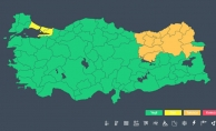 Meteoroloji'den İstanbul için 'sarı alarm'