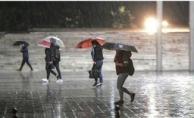 Meteorolojiden İstanbul ve Ülkenin Batısına Yağış Uyarısı Geldi