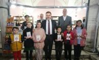 Zal Mahmut Paşa Külliyesi Kitap Merkezi Açıldı