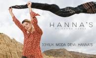 33 Yıllık Moda Devi: Hanna's