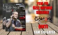 Göktürk Dergisi Yeni Yıl Özel Sayısı Yeni Yüzüyle Sizlerle...