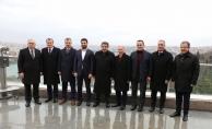 İstanbul 2. Bölge Belediye Başkanları Toplantısı Eyüpsultan'da Yapıldı