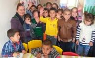 Yeşim Gül'den Ağrı'daki Köy Okullarına Destek