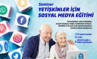 Eyüpsultan Belediyesi Yetişkinler İçin Sosyal Medya Eğitimi Veriyor