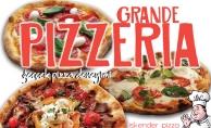 Grande Pizzeria Gerçek Pizza Deneyimi
