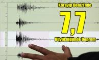Karayip Denizi'nde 7,7 büyüklüğünde deprem