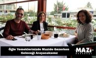 Öğle Yemeklerinizde Mazide Gezerken Geleceği Arayacaksınız
