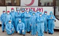 Kızılay'dan koronavirüs ile mücadeleye büyük destek