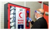 İzmir Büyükşehir Belediyesi Metrolarda Ücretsiz Maske Dağıtmaya Başladı