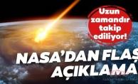 NASA'dan flaş açıklama! 29 Nisan'da Dünya'ya meteor mu çarpacak?