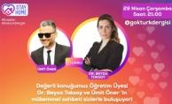Ümit Öner ile Canlı 4. Bölüm Konuğu Dr. Beyza Toksoy