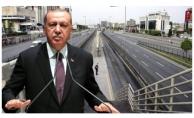 Sokağa Çıkma Yasağı Cumhurbaşkanı Erdoğan Tarafından İptal Edildi