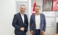 Eyüpsultan Belediye Başkanı Deniz Köken'i Ziyaret Ettik
