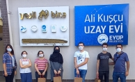 Ali Kuşçu Uzay Evi ve Robot Okulu Öğrencilerinden Gururlandıran Başarı