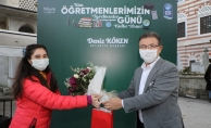 Eyüpsultan Belediyesi Öğretmenlerine Kutlama