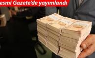 Son dakika... Resmi Gazete'de yayımlandı! Vergi ve prim borç yapılandırmasında detaylar belli oldu