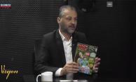 """Ümit Öner Sertan Kırço İle Business Channel TV'ye Konuk Oldu """"Göktürk'te başladı tüm Türkiye'ye yayıldı"""""""