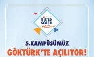 Biltes Koleji 5 Kampüsünü Göktürk Merkez'de açıyor.