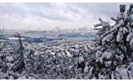 İstanbul'da Kar Sürprizi