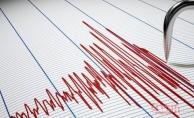 Son dakika... İzmir açıklarında deprem !!!!