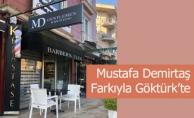MD Gentlemen Hair Studio Mustafa Demirtaş farkıyla Göktürk'te