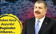 Sağlık Bakanı Fahrettin Koca duyurmuştu: 35 yaş üzeri tüm vatandaşlara aşı randevusu açıldı