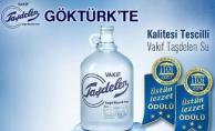 Uluslararası ödüllü Vakıf Taşdelen Su Göktürk'te!