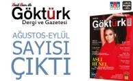 Göktürk Dergisi Yeni Sayısı Sizlerle...