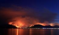 Marmaris'teki orman yangını! Bir kişi hayatını kaybetti, bölgeden dehşet verici kareler geliyor...