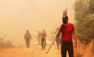 Bodrum sönmüyor... Alevlerle İstiklal Harbi