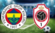 Fenerbahçe: 2 - Royal Antwerp: 2   MAÇ SONUCU