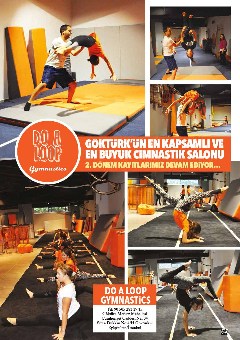 Do A Loop Gymnastics