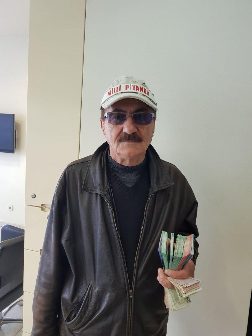 Mustafa Civci Göktürk Biletçisi