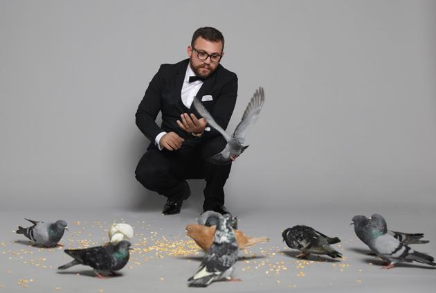 Ramazan Okay Güvercinler için proje