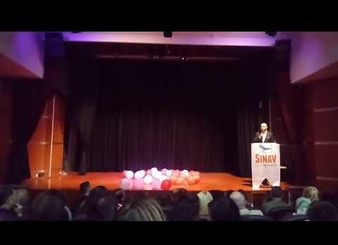 Göktürk Sınav Lisesi 2018 Mezunları Mezuniyet Gecesi